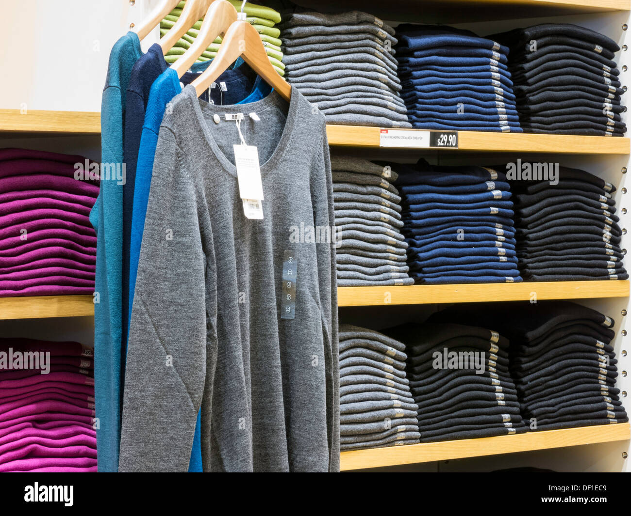 Uni clothing store Clothes stores