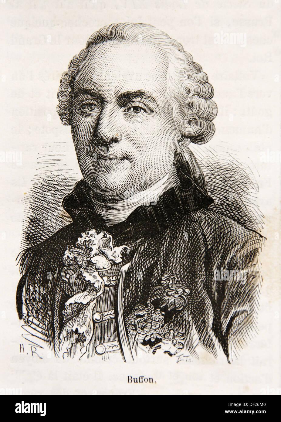 Georges-Louis Leclerc, Comte de BUFFON 7 September 1707 - 16 April 1788 was - georges-louis-leclerc-comte-de-buffon-7-september-1707-16-april-1788-DF26M0