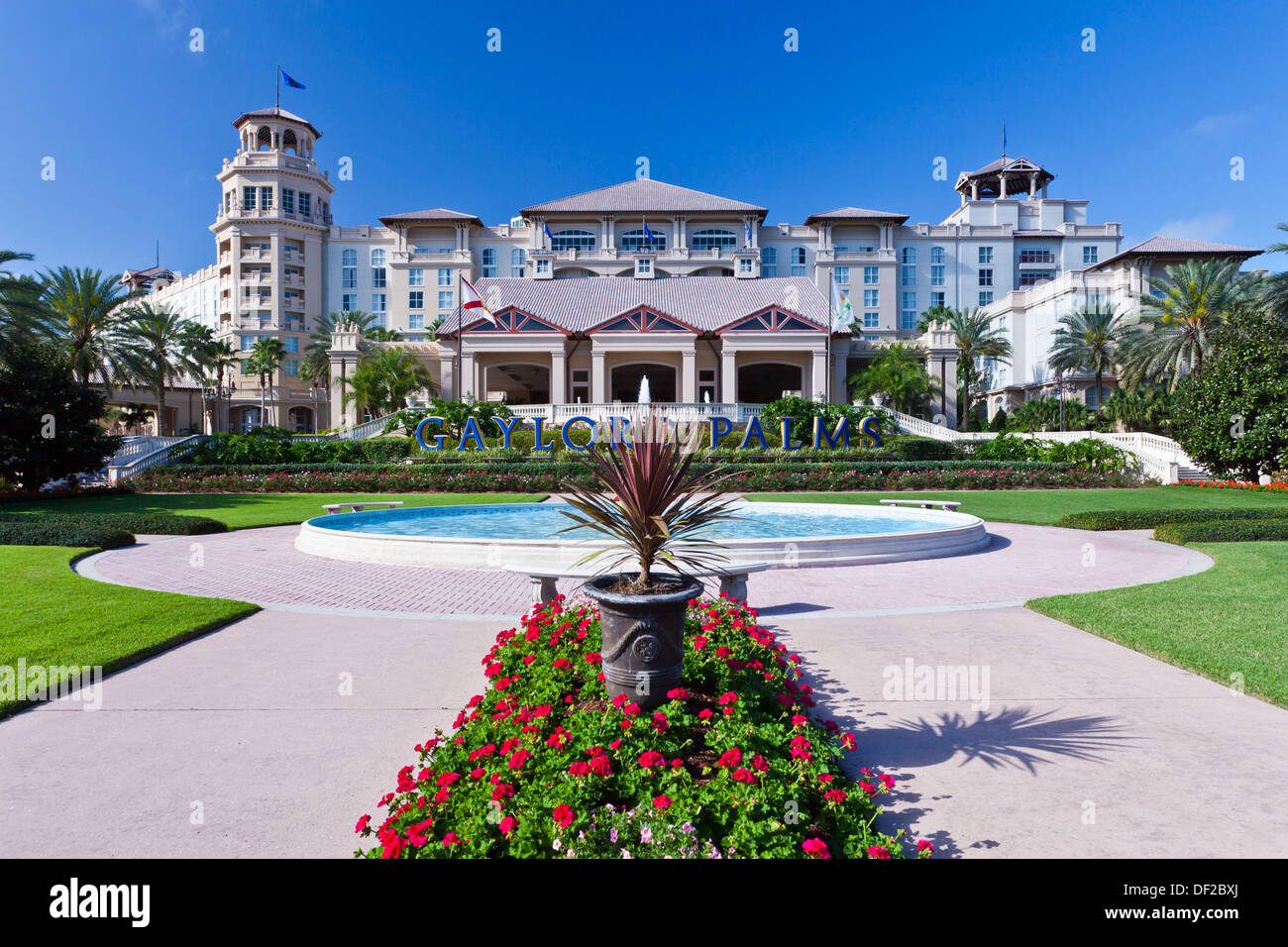 the gaylord palms resort hotel and convention center in orlando