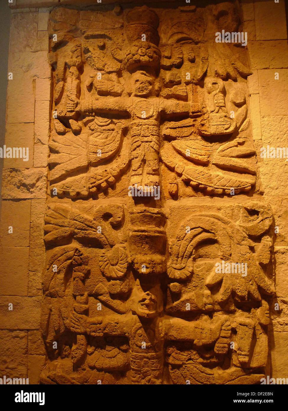 Mayan Cross Stock Photos & Mayan Cross Stock Images - Alamy