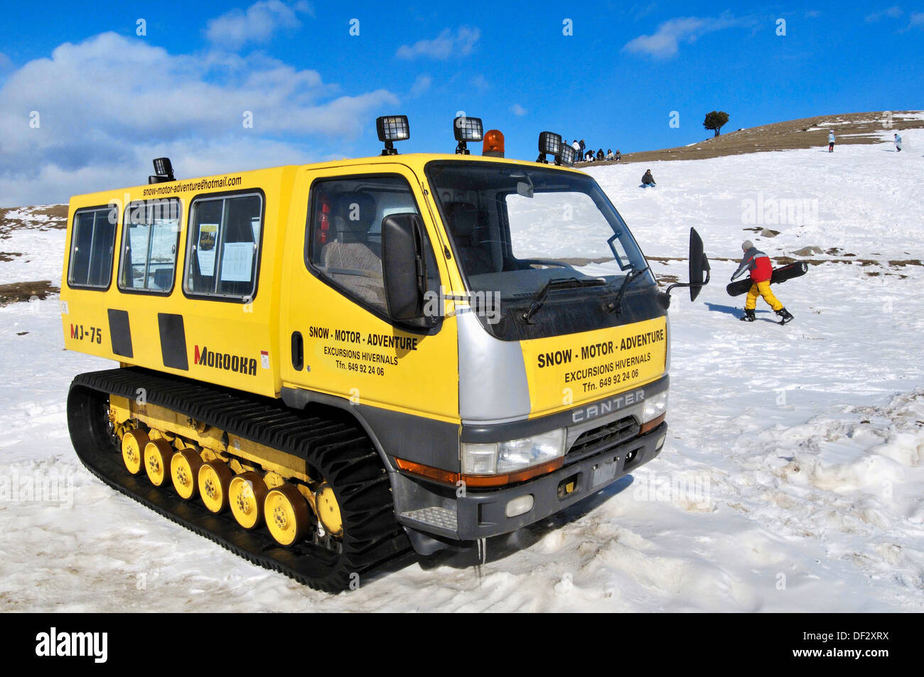 Image result for ski truck