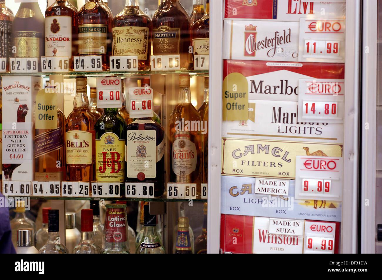 Carton Marlboro cigarettes in Delaware