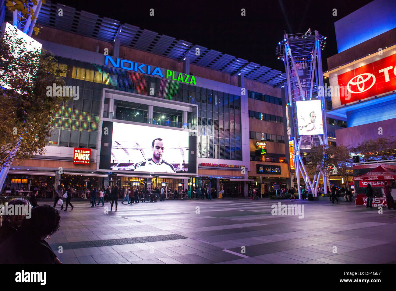 Staples Center Los Angeles Hotels