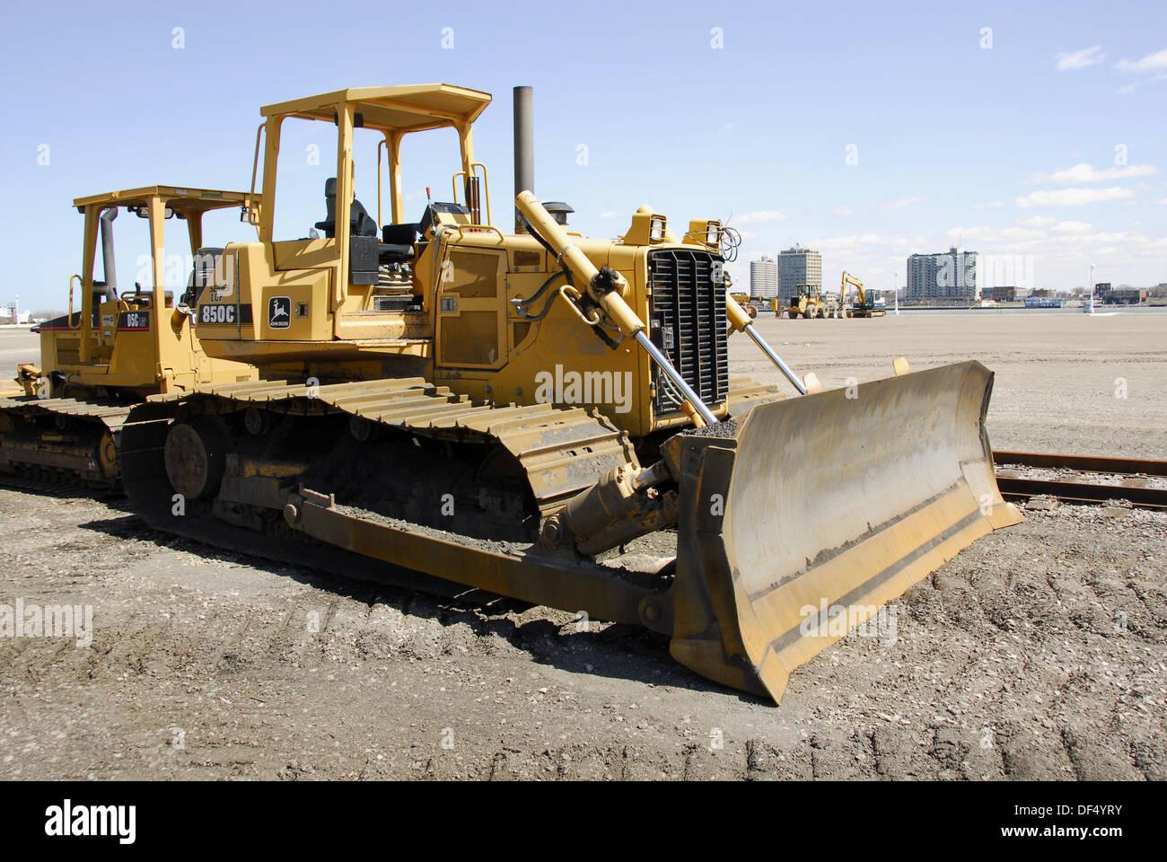 Heavy Duty Construction : Bull dozer heavy duty construction equipment use for