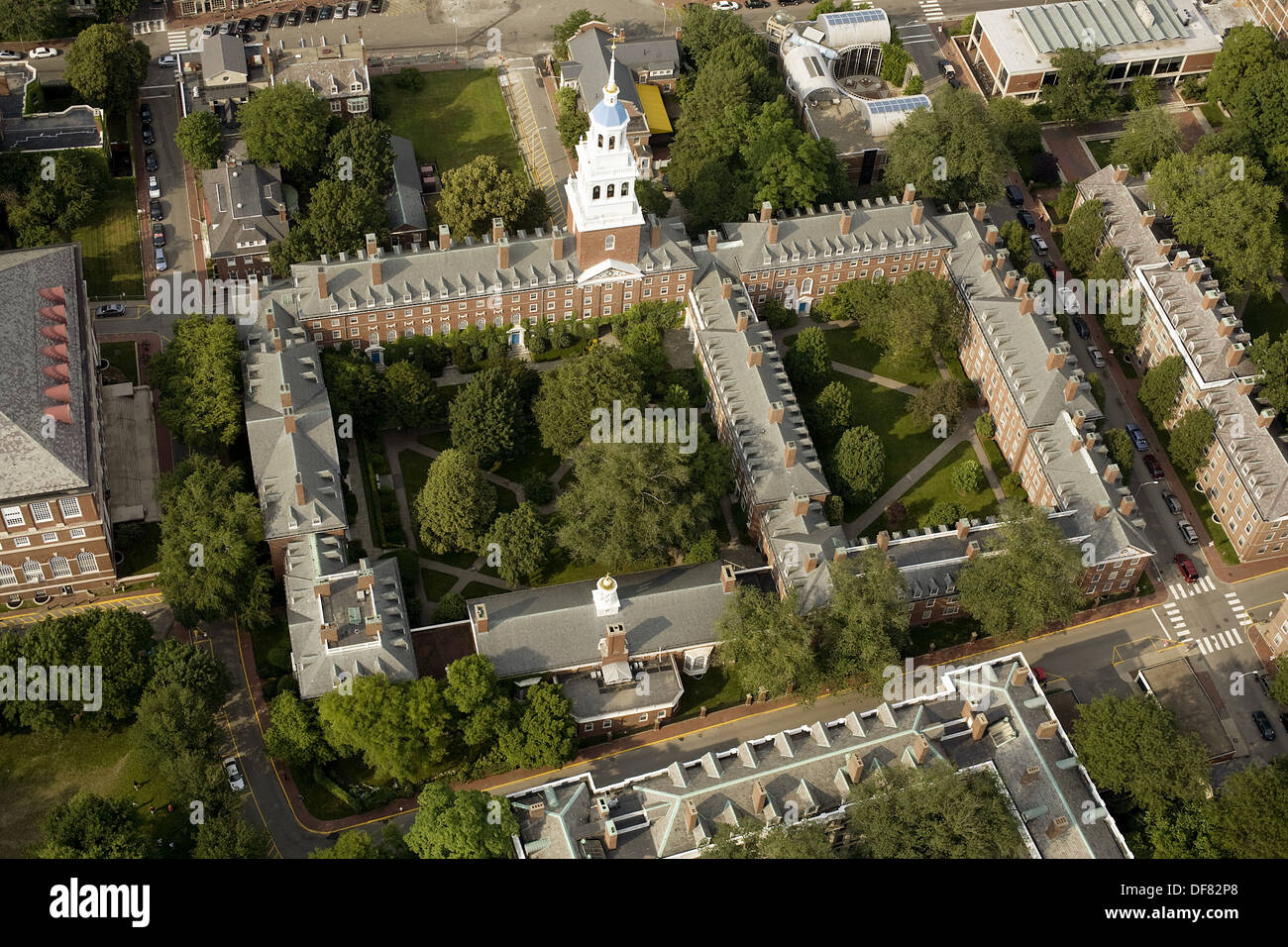 Lowell house aerial view harvard university cambridge for See images of my house