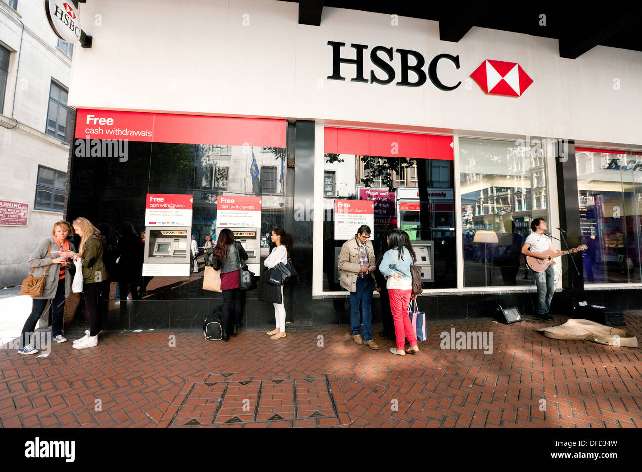 HSBC Bank, New Street, Birmingham Branch, Birmingham ...