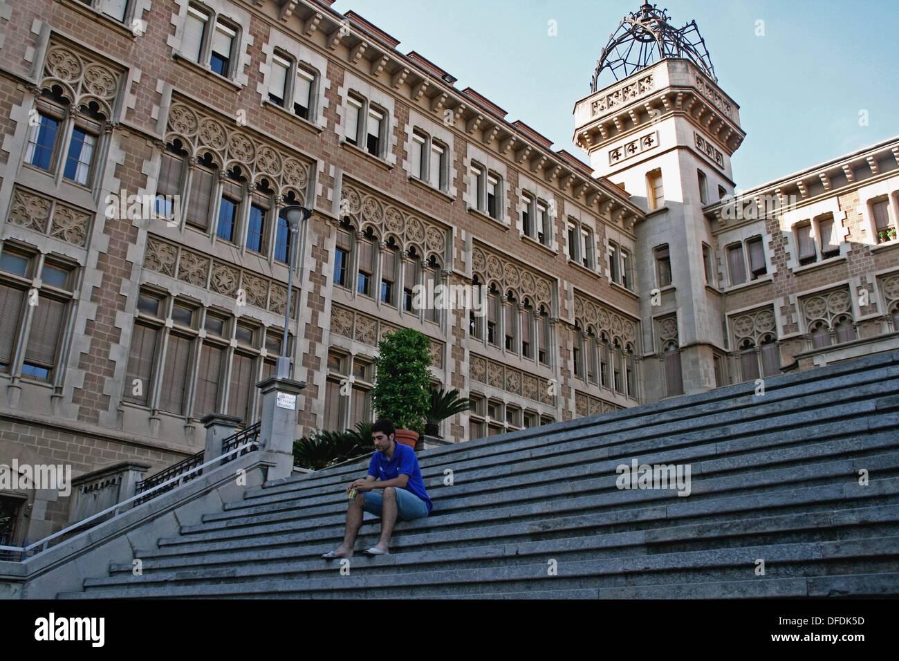 Colegio la salle bonanova 1889 arq ignasi roma a for Piscina la salle bonanova