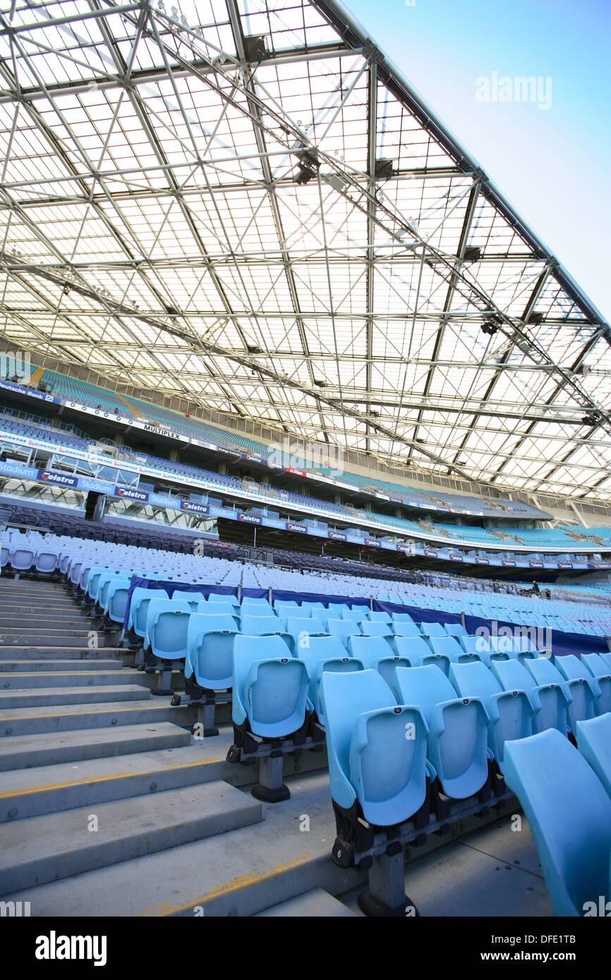 Stadium Australia At Sydney Olympic Park Homebush Bay