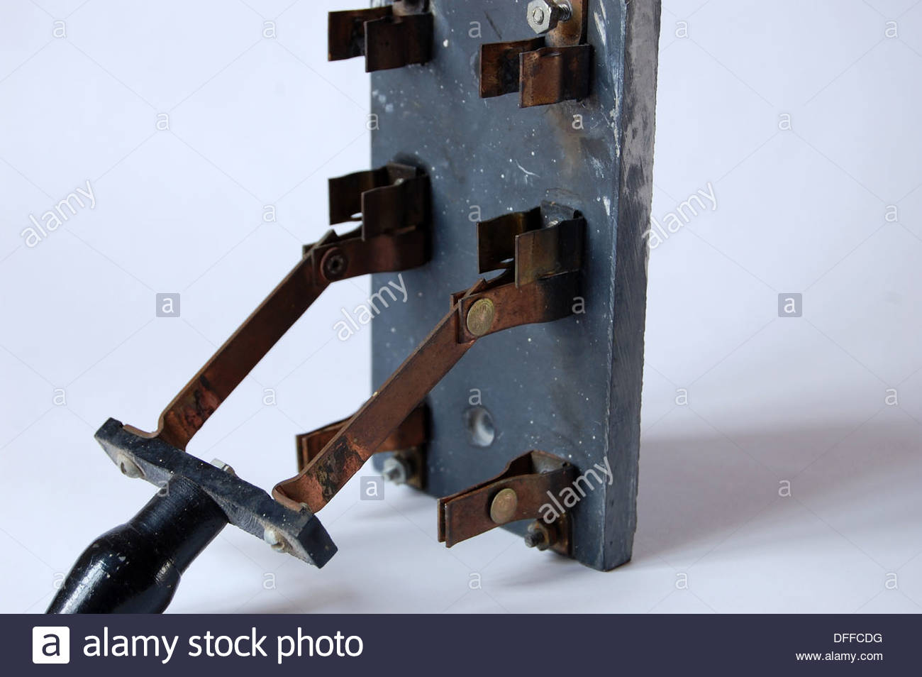 Famous How To Wire A Pit Bike Engine Thick Reznor Wiring Diagram Clean Bulldog Security Remote Starter With Keyless Entry 3 Humbucker Strat Young Bulldog Security Alarm BlackDimarzio Ep1111 Closeup Antique Old Electrical Fuse Box Breaker Switch Brass Stock ..