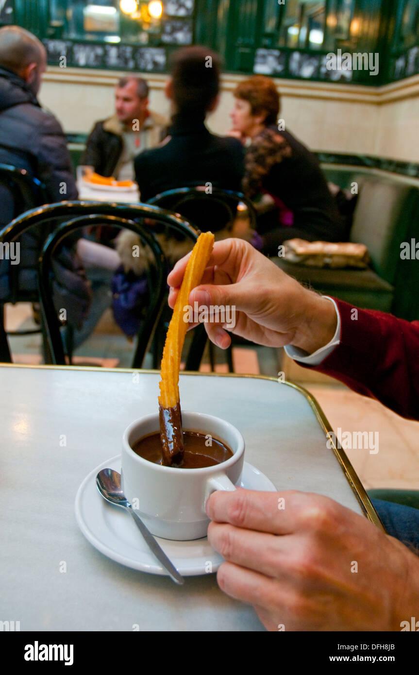 churreria san gines