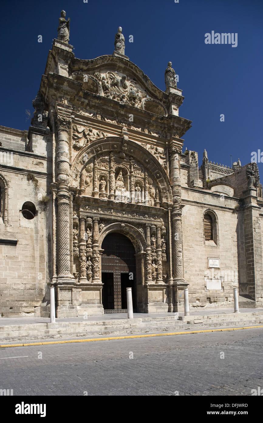 Main church el puerto de santa maria cadiz province andalucia stock photo royalty free image - Puerto santa maria cadiz ...
