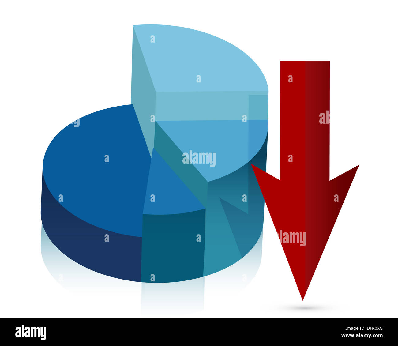 Stock Pie Chart Ibovnathandedecker