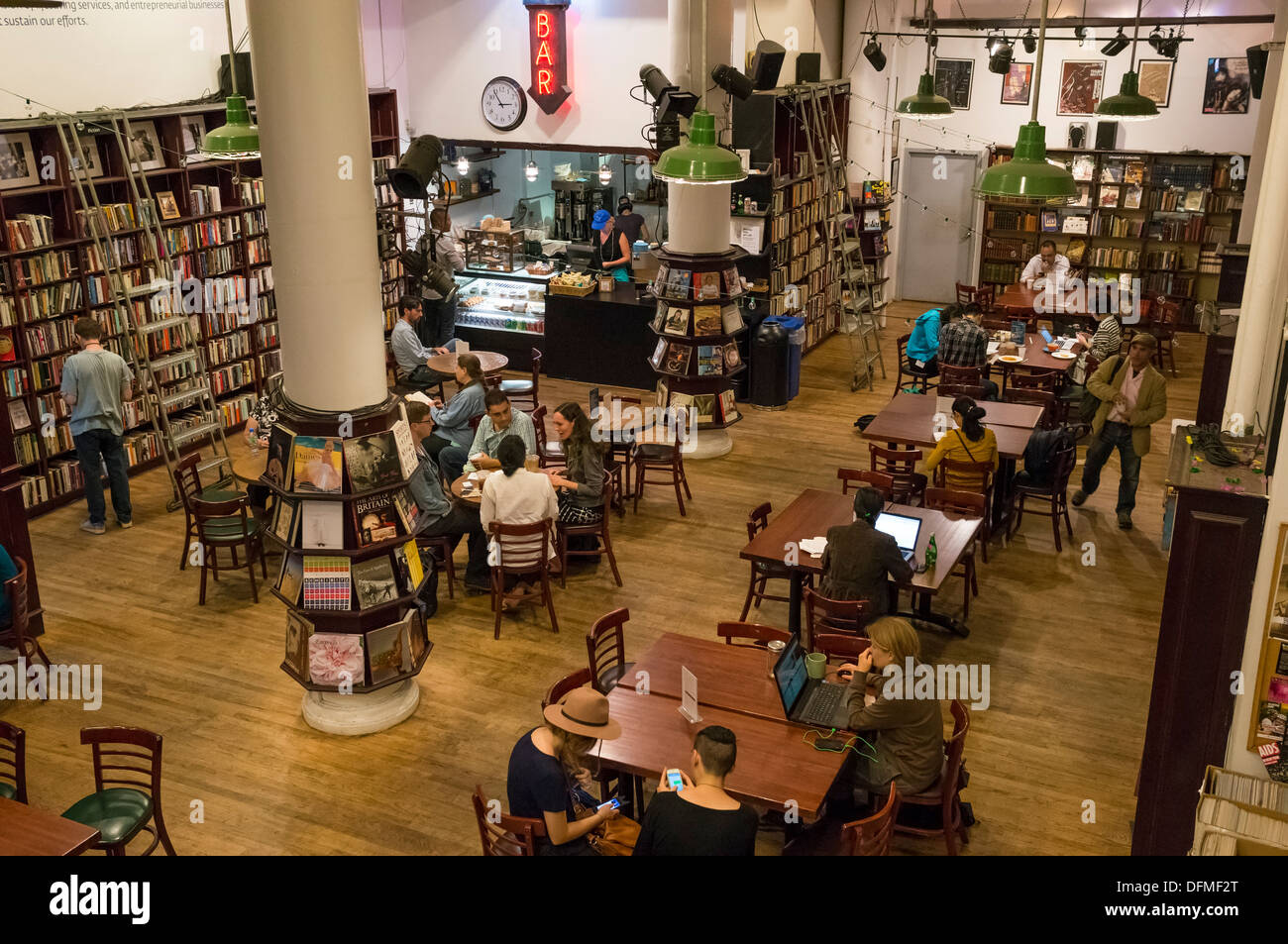 Housing Works Bookstore Cafe New York