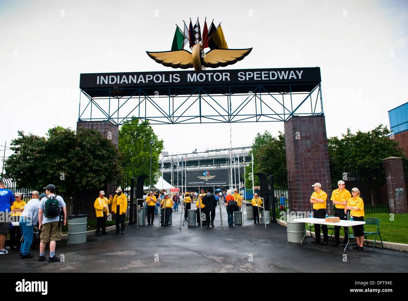 Indy 500 date in Melbourne