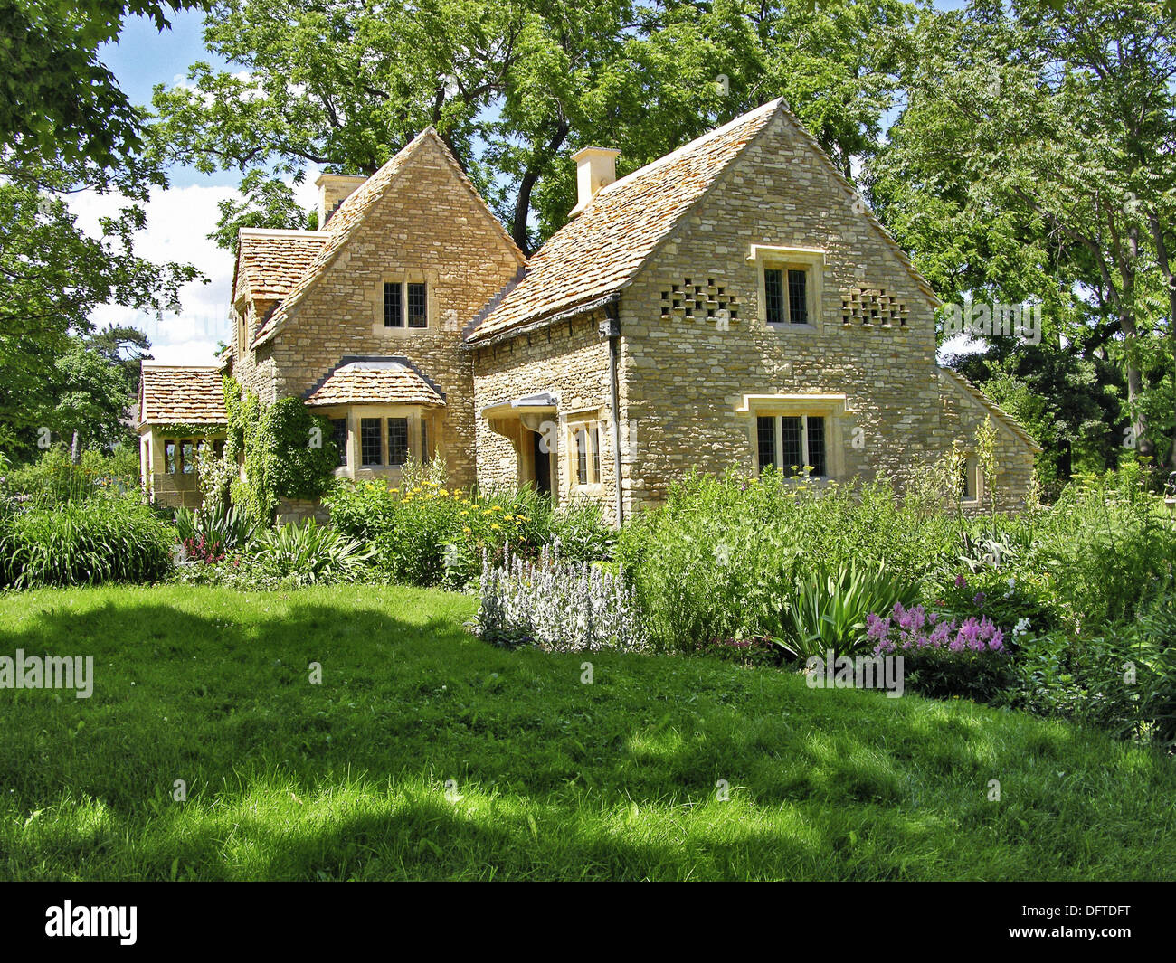 Cotswold Cottage at Historic Greenfield Village and Henry Ford