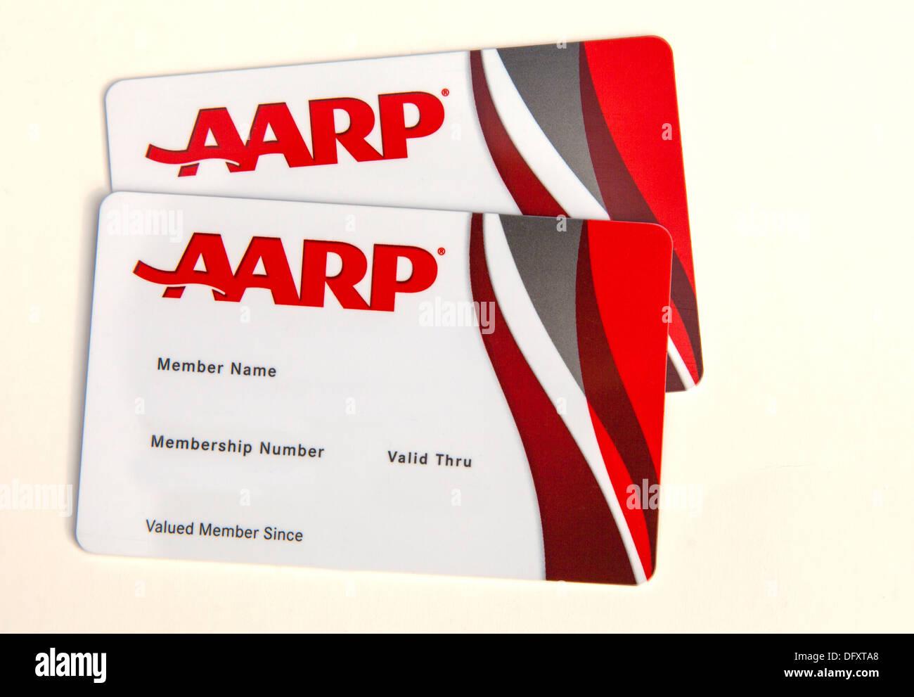 AARP membership cards Photo Royalty Free Image 61440800 – Blank Membership Cards