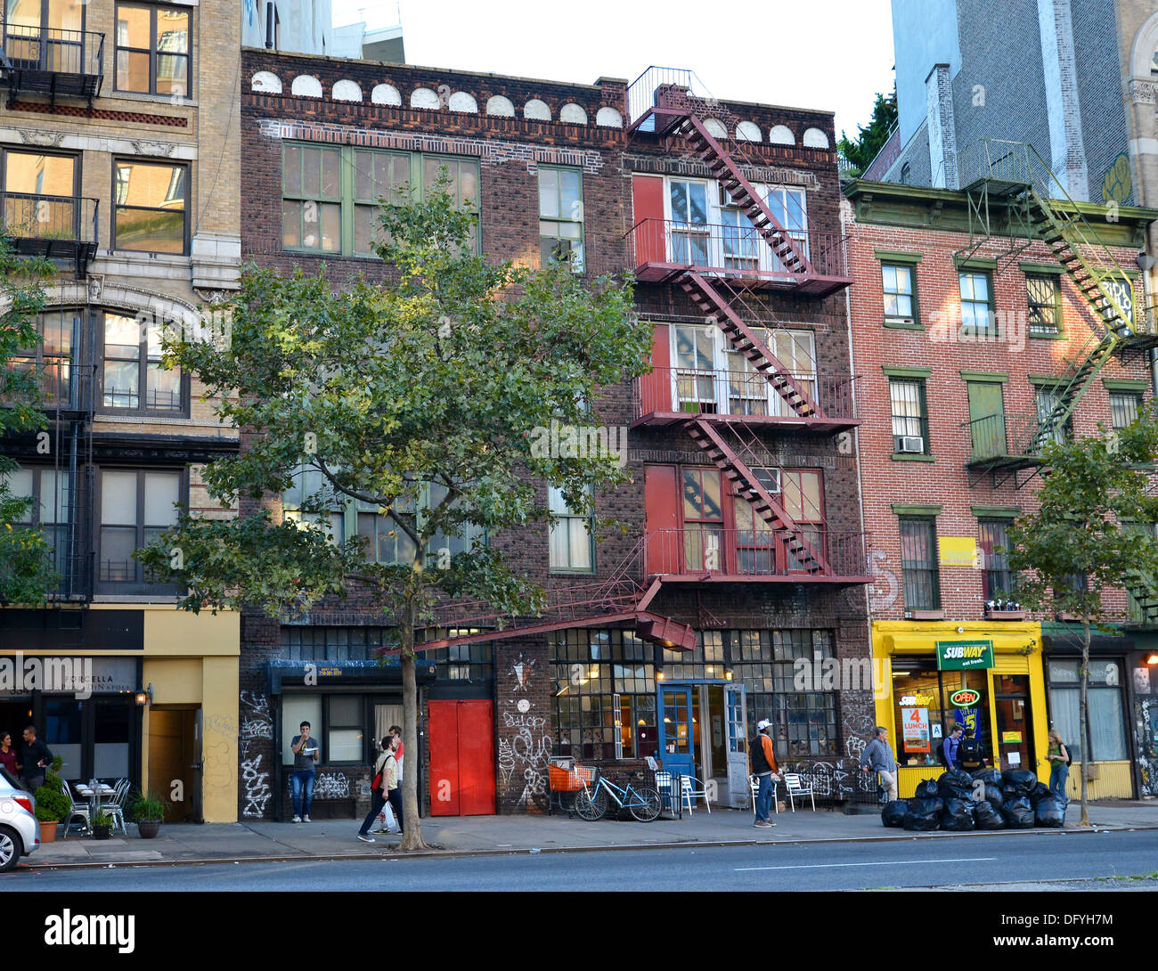 The Bowery Hotel Stock Photos & The Bowery Hotel Stock Images - Alamy