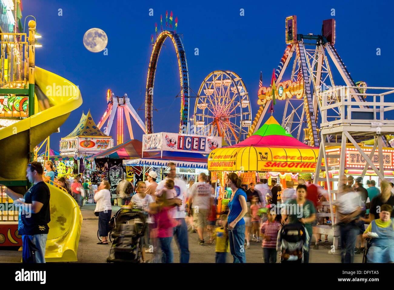 New york state fair dates