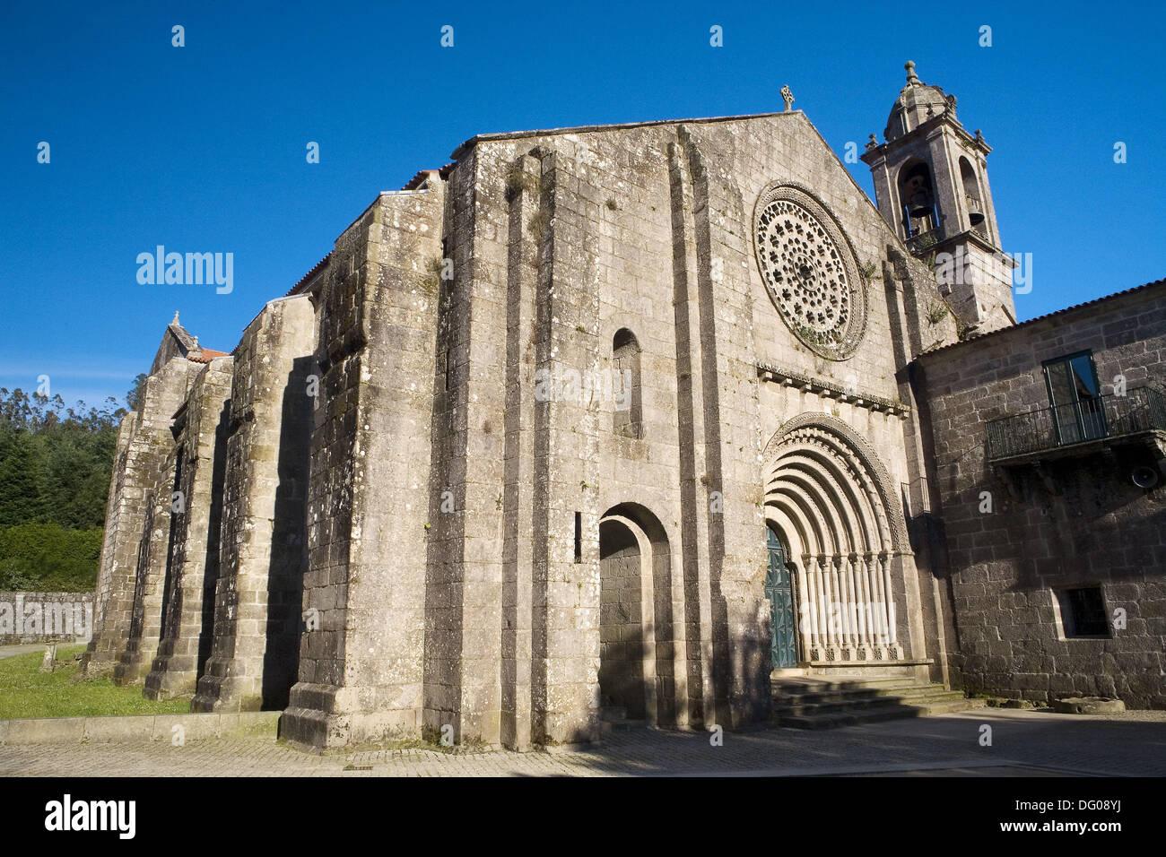 Meis Spain  city photos : ... Monastery of Armenteira. Meis, Pontevedra province, Galicia, Spain