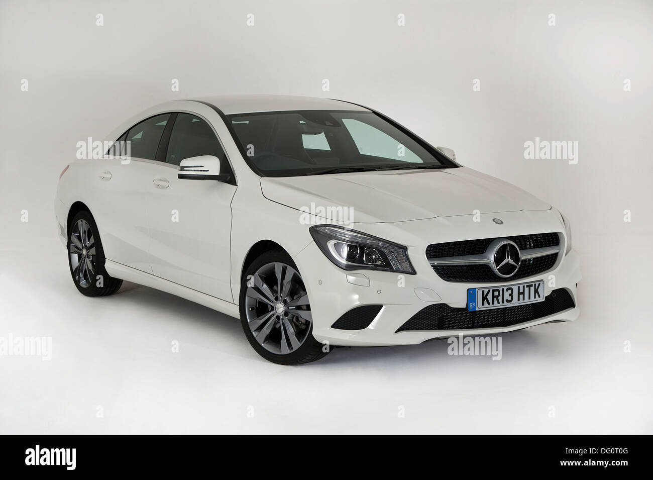 All Types 2013 mercedes cla : 2013 Mercedes Benz CLA 180 Sport Stock Photo: 61484432 - Alamy