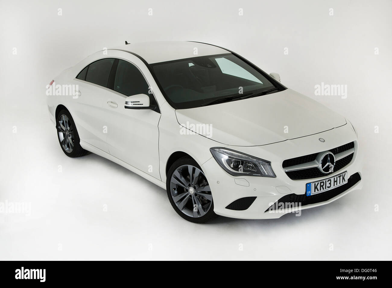 All Types 2013 mercedes cla : 2013 Mercedes Benz CLA 180 Sport Stock Photo: 61484534 - Alamy