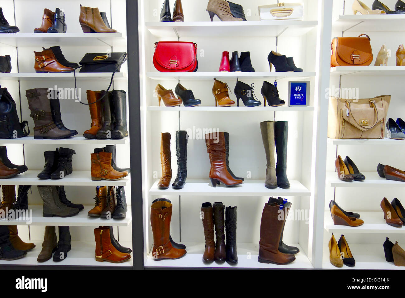Footage Shoe Store