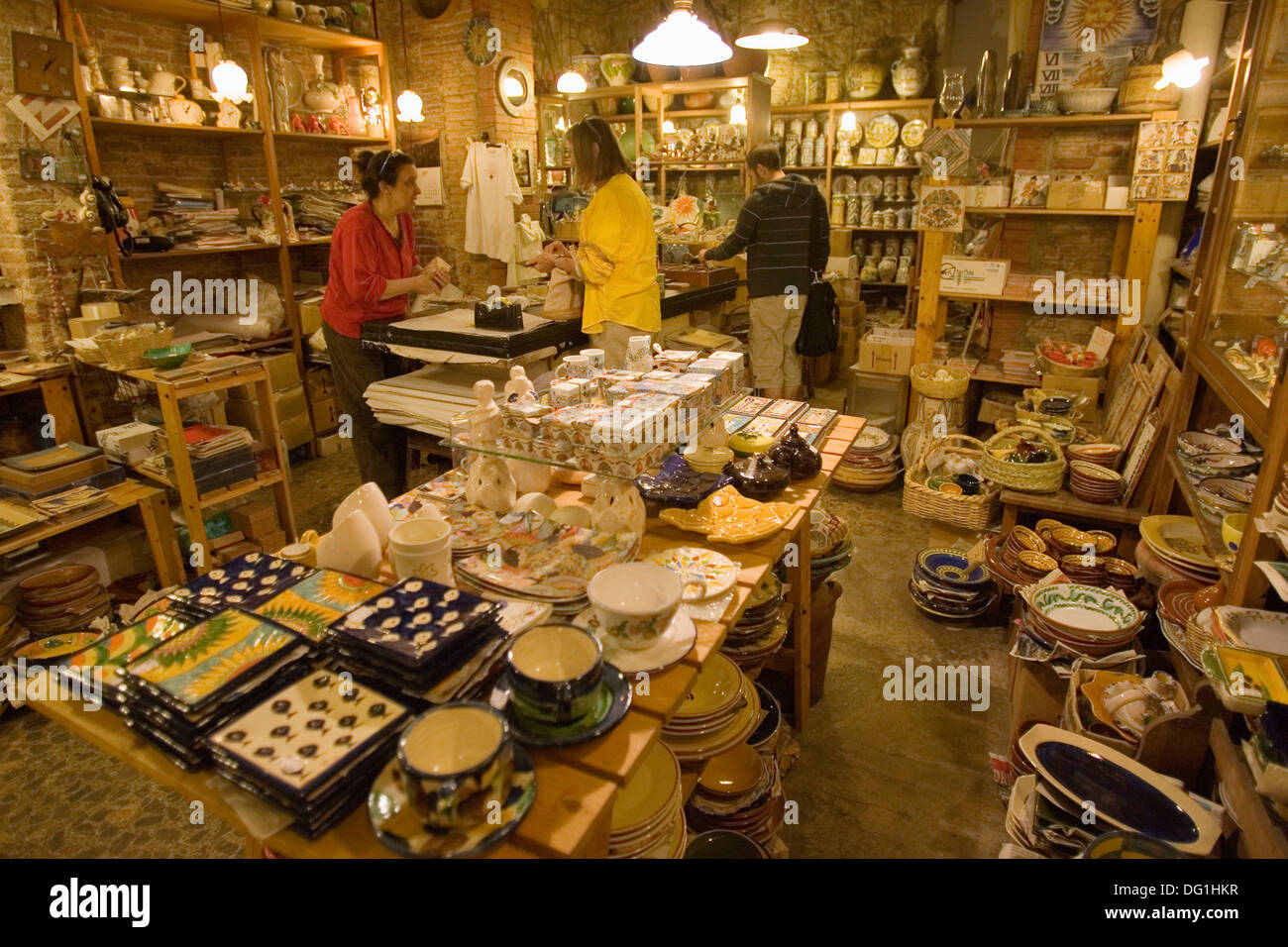 Montcada Spain  city photo : 1748´ Ceramics Handicrafts Store, Carrer Montcada, Barcelona, Spain ...