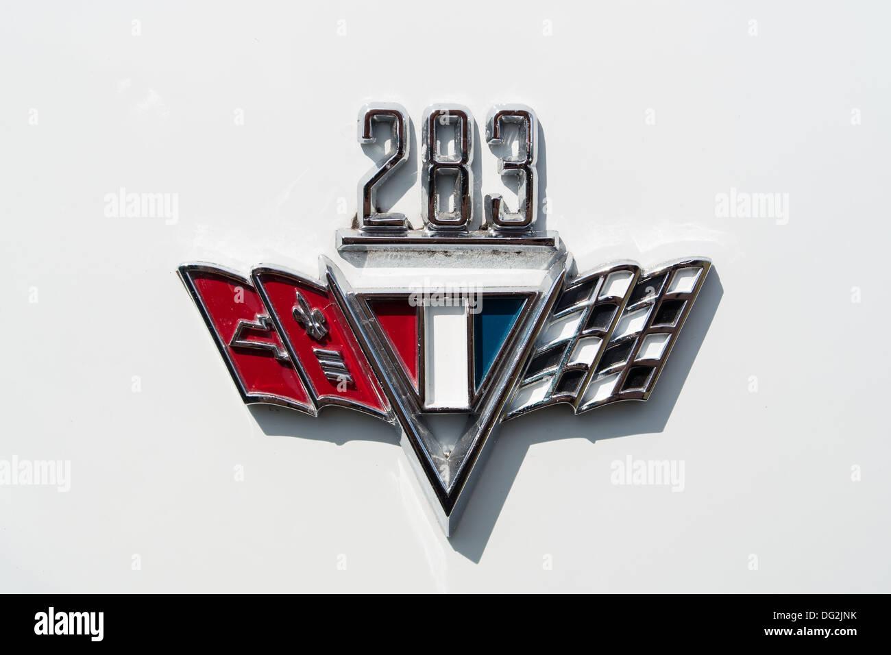 Emblem car chevrolet impala fourth generation stock photo royalty emblem car chevrolet impala fourth generation buycottarizona Images