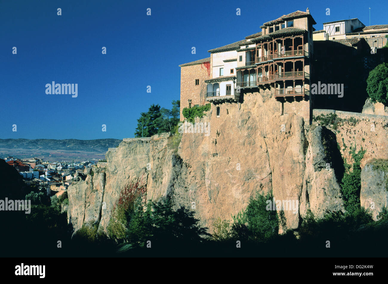 Hanging Houses. Cuenca. Spain