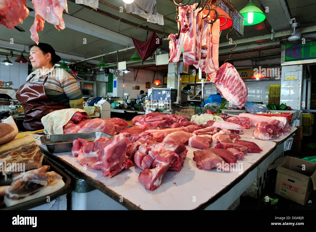 meat market stock images - photo #23