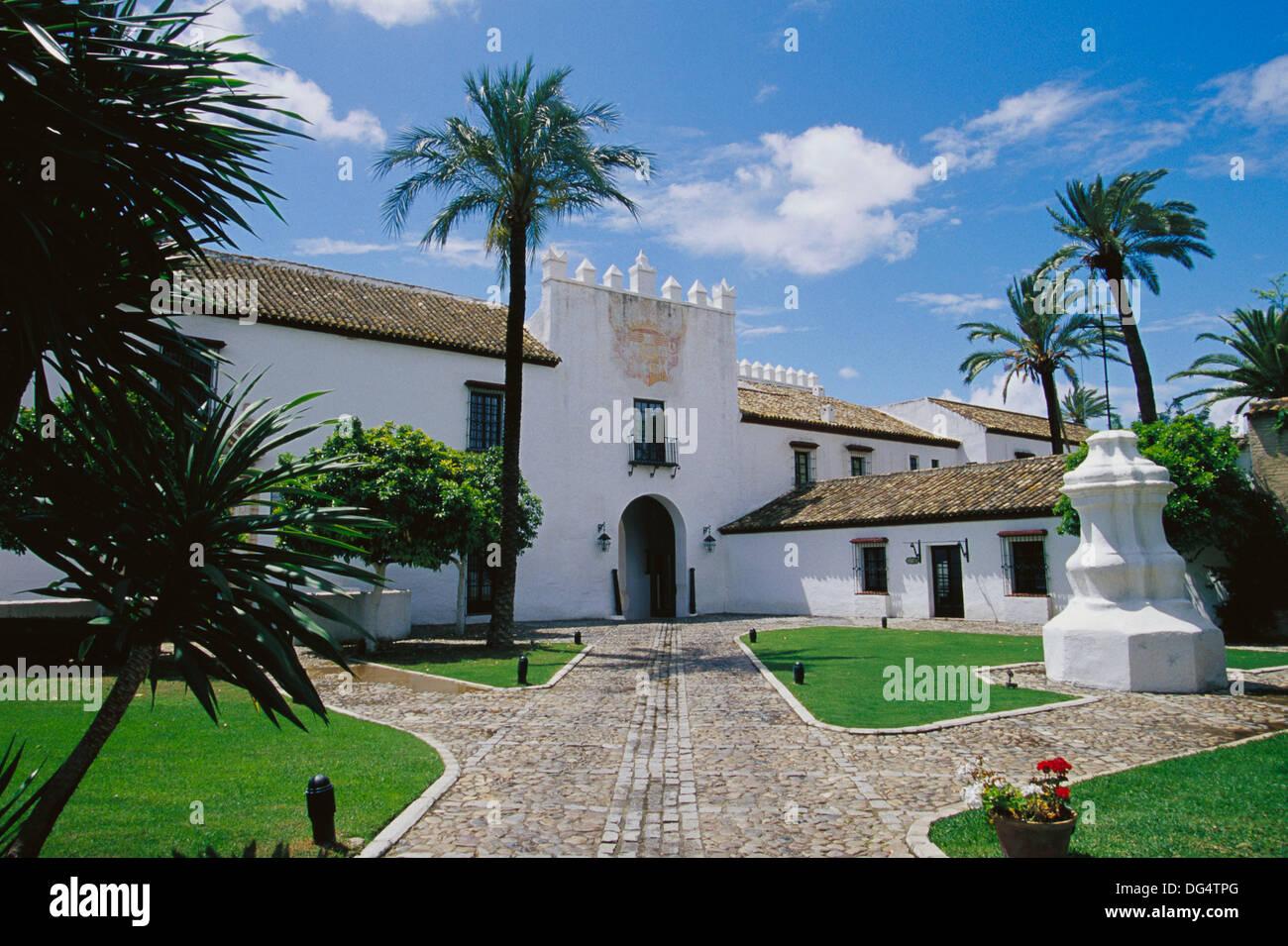 Hacienda benazuza luxury hotel sanl car la mayor sevilla - Hacienda la boticaria sevilla ...