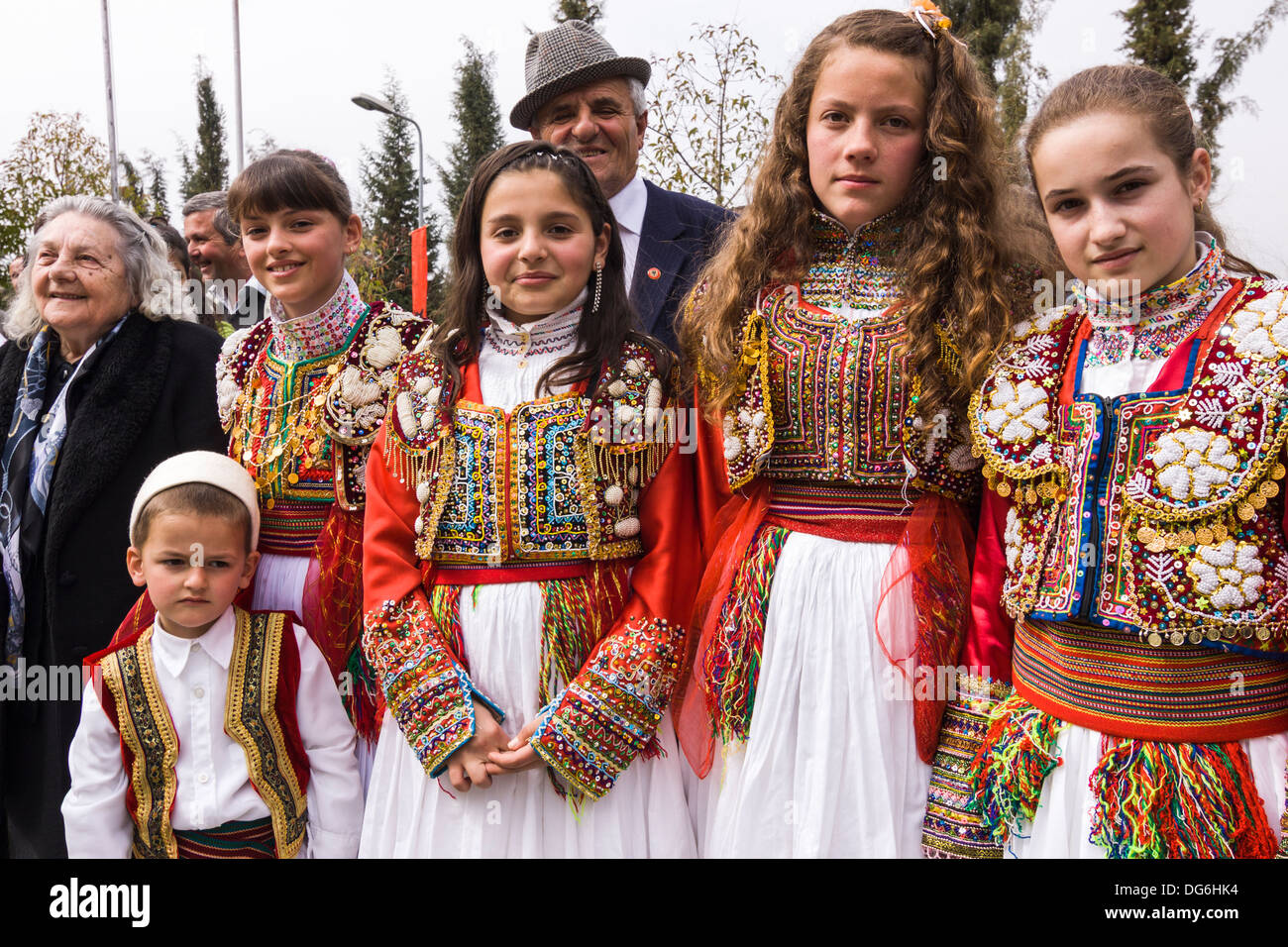Albanian Party Dresses