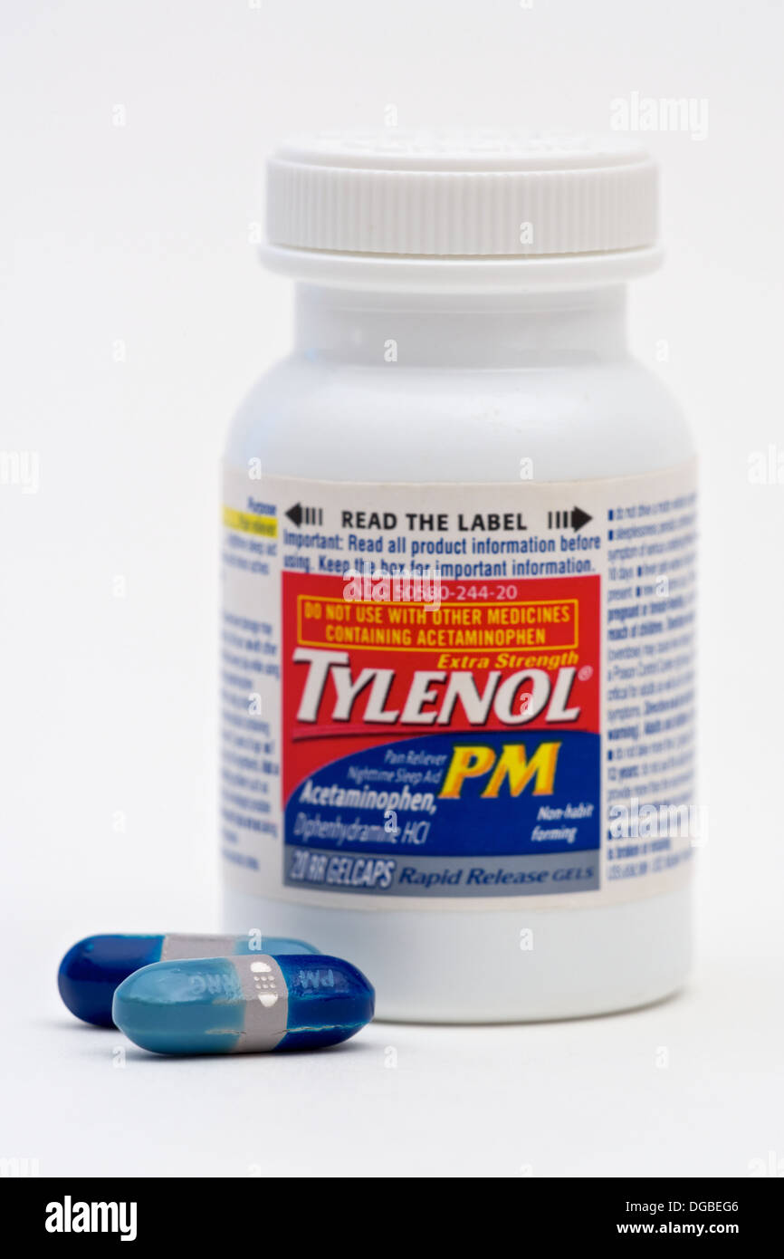 Tylenol Pm And Pregnancy