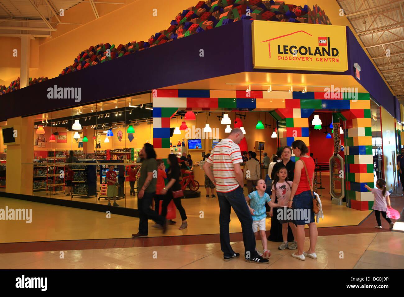 Legoland Vaughan Mills