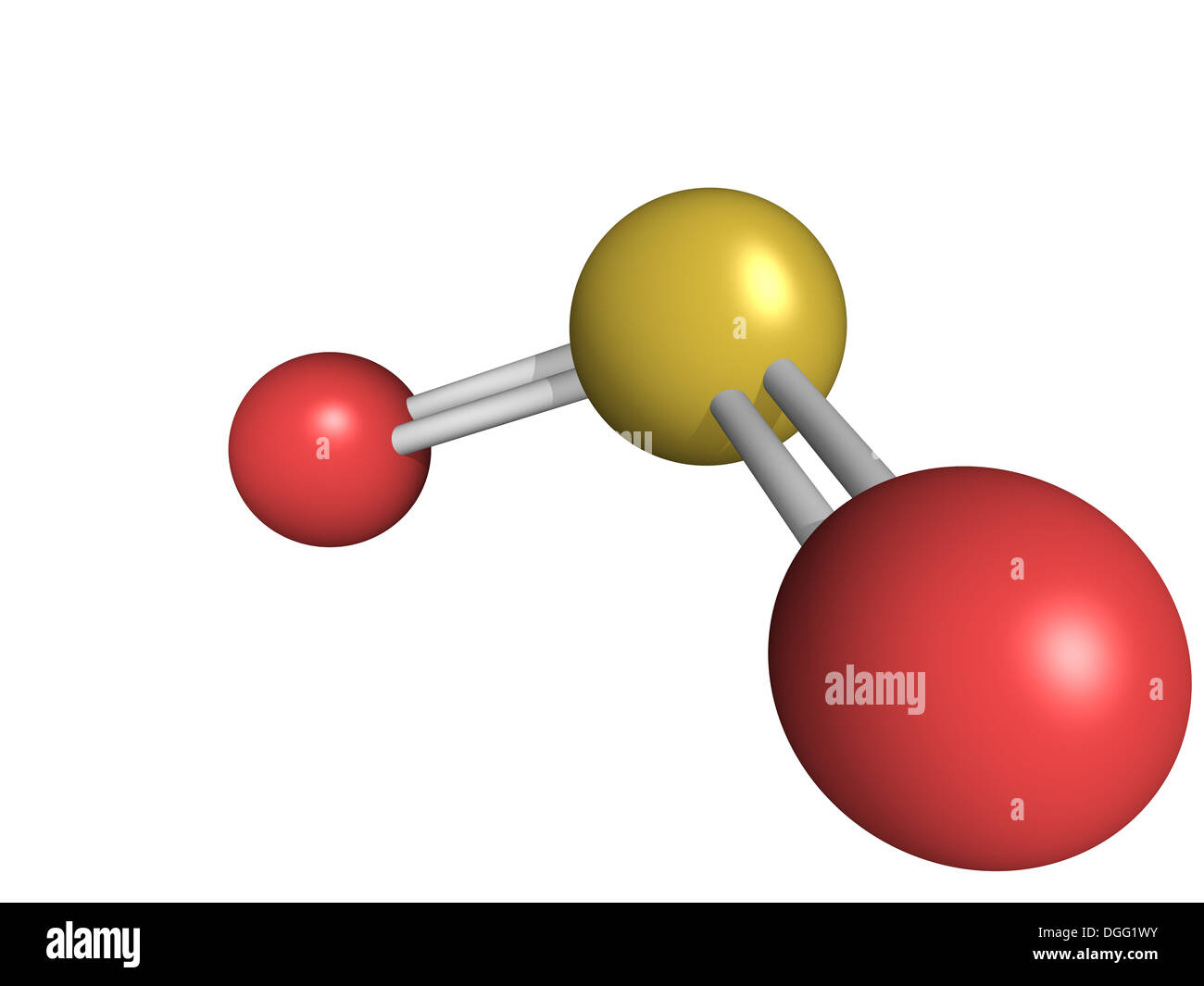 Sulfur Dioxide Molecule Related Keywords - Sulfur Dioxide ...
