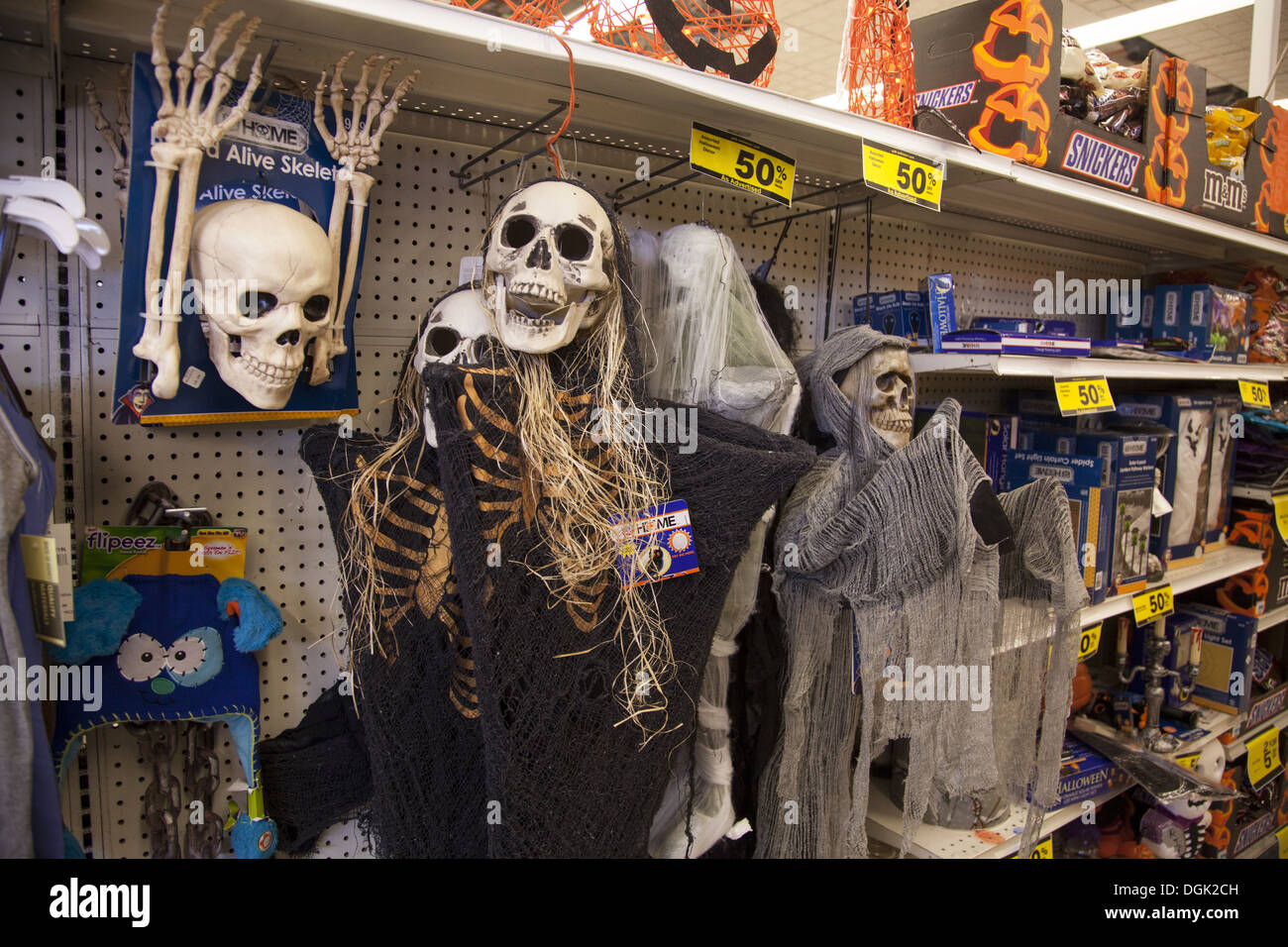 halloween decorations in a variety store brooklyn ny - Halloween Stores Ny