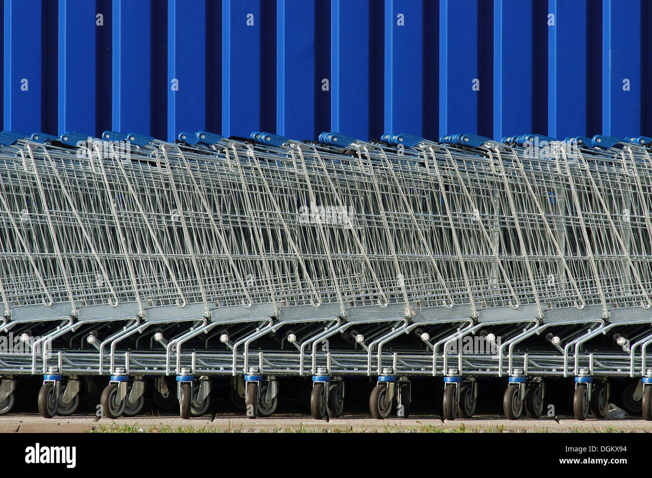 ikea shopping carts hamburg hamburg germany stockfoto lizenzfreies bild 61903328 alamy. Black Bedroom Furniture Sets. Home Design Ideas