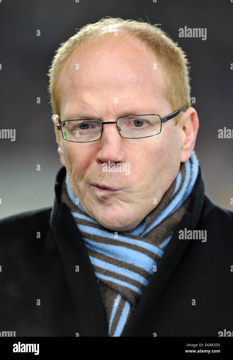 Matthias Sammer sports director of the Deutscher Fussballbund DFB