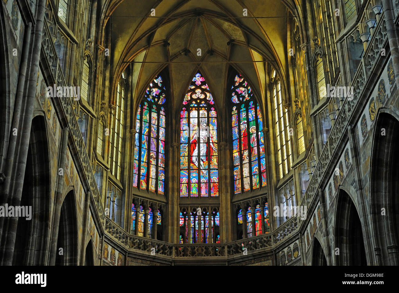 gothic church stained - photo #18