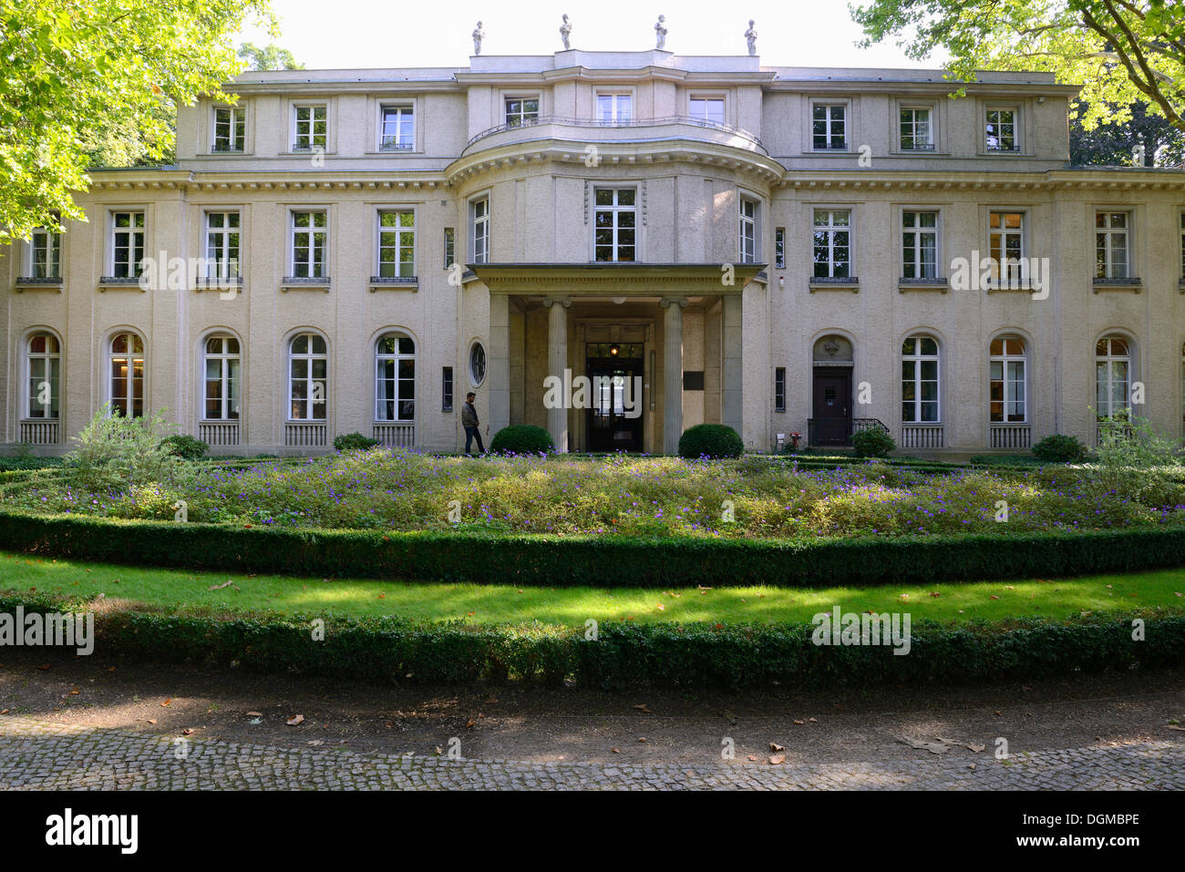 Villa house of the wannsee conference am grossen wannsee wannsee zehlendorf berlin germany