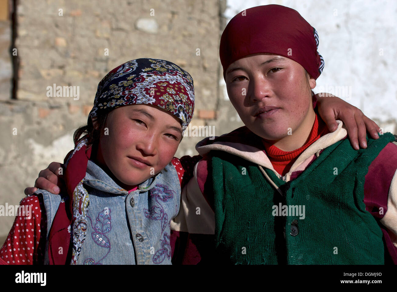 Central Asian People 28