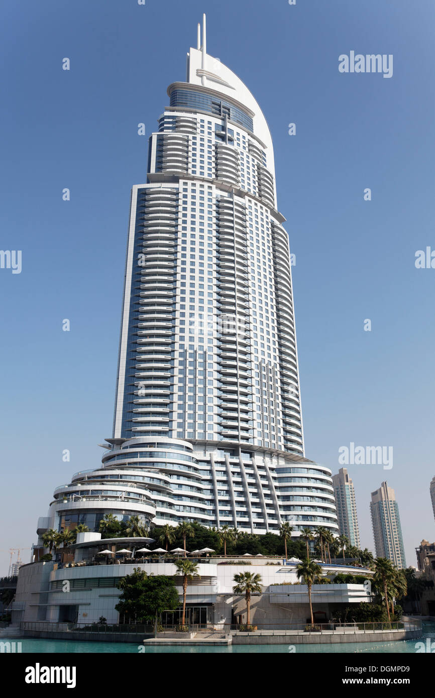 The address a luxury hotel dubai united arab emirates for Address hotel dubai