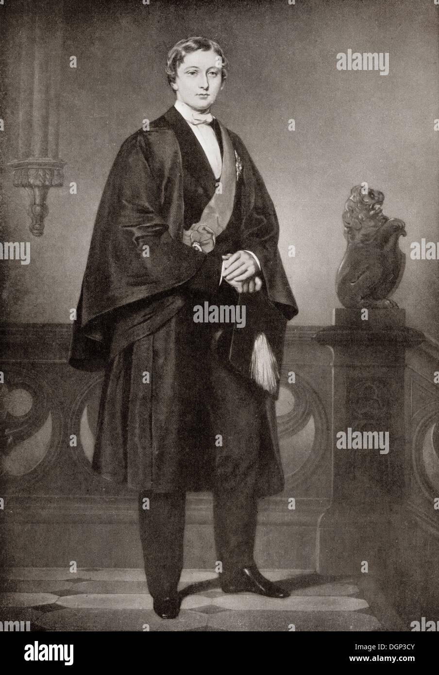 Albert Edward, Prince of Wales, 1841 – 1910, future King ...
