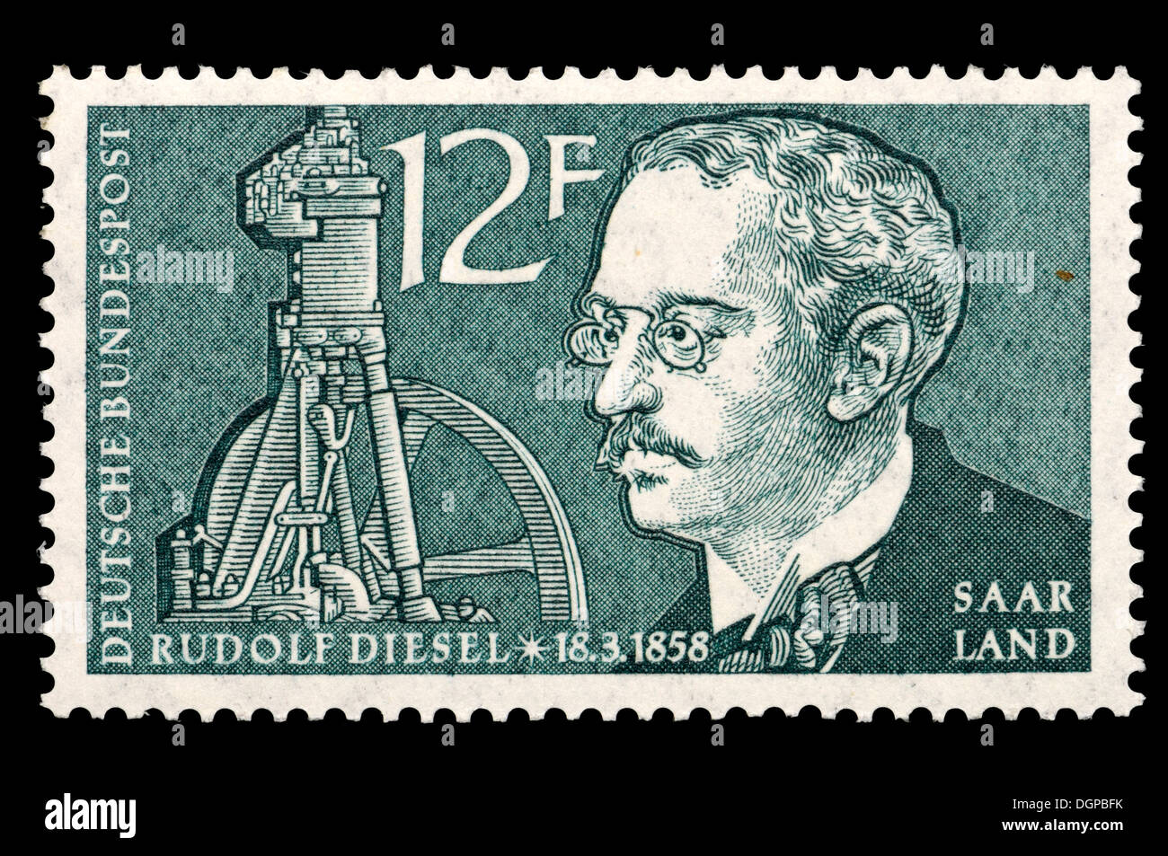 rudolph christian karl diesel Rudolf christian karl diesel, born march 18, 1858, was a german inventor and mechanical engineer, famous for the invention of the diesel engine.