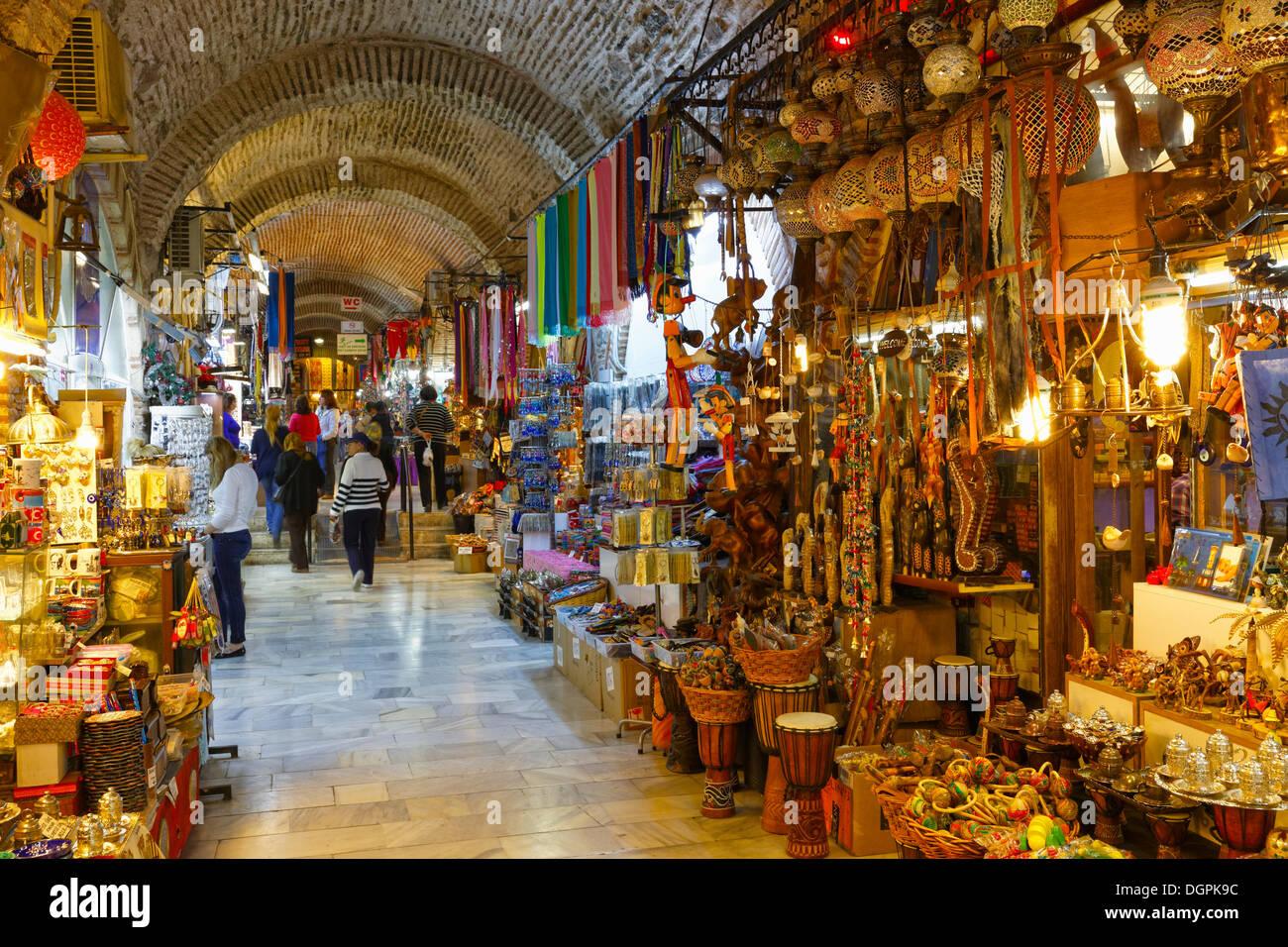 Kizlaragasi Caravanserai, Bazaar, Kemeralti, Izmir, İzmir ...