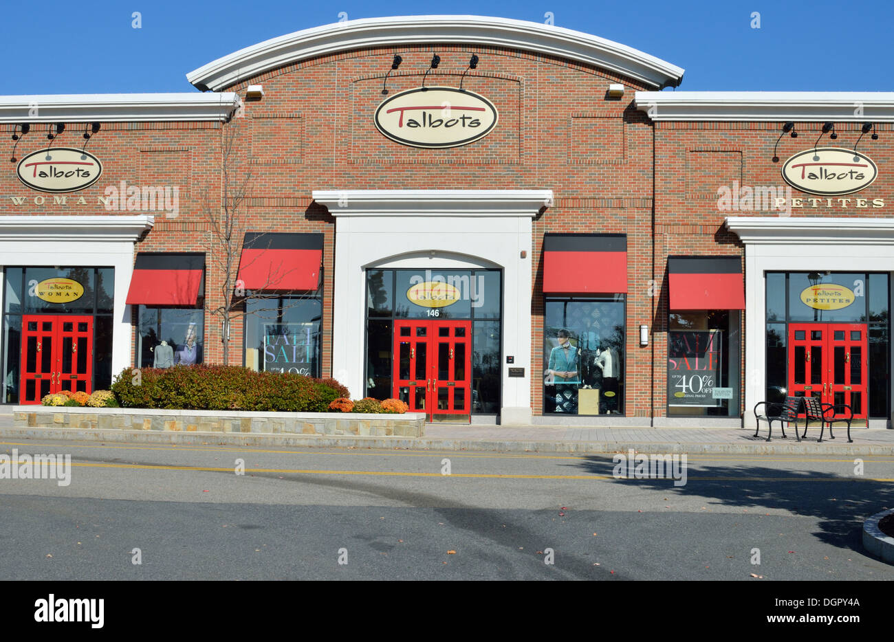 Comenity Bank issues Talbots Credit Card accounts. All promotional offers, including those related to Classic Awards and Talbots Credit Card, exclude Superga®, SPANX®, Sperry® and Blondo® products. Offer is subject to availability and Talbots reserves the right to change or withdraw the offer at any time without prior notice.