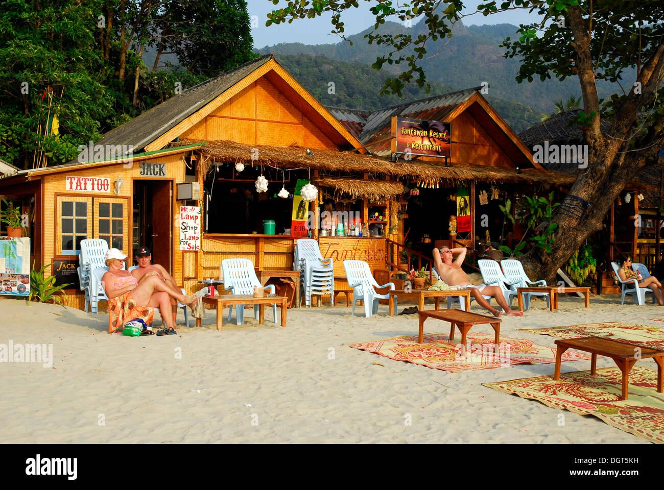 White Beach Resort Bar Restaurant