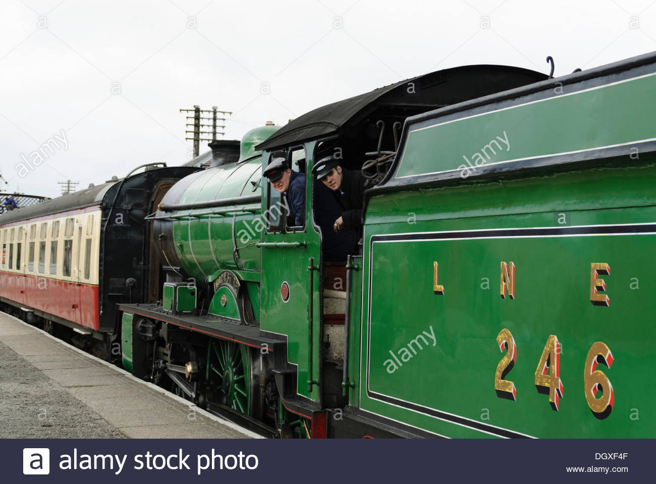 Sunday October 27 2013 LNER 4 0 Class D49 Morayshire No246 Hundreds Of People Turned Out For The Steam N Scream Halloween Weekend Organised By