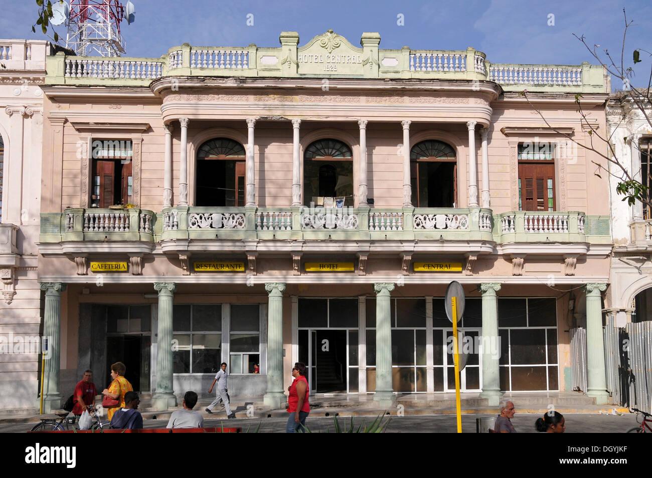 Hotel Central In Park Vidal The Historic Centre Of Santa Clara Cuba Caribbean America