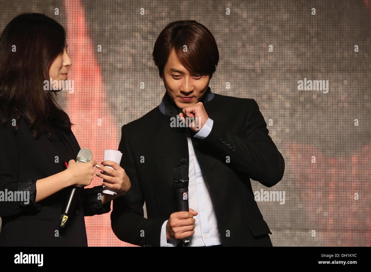 27th Oct 2013 Korean Star Andy Lee Member Of
